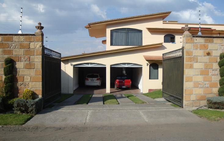 Foto de casa en venta en  , cacalomac?n, toluca, m?xico, 1084071 No. 44