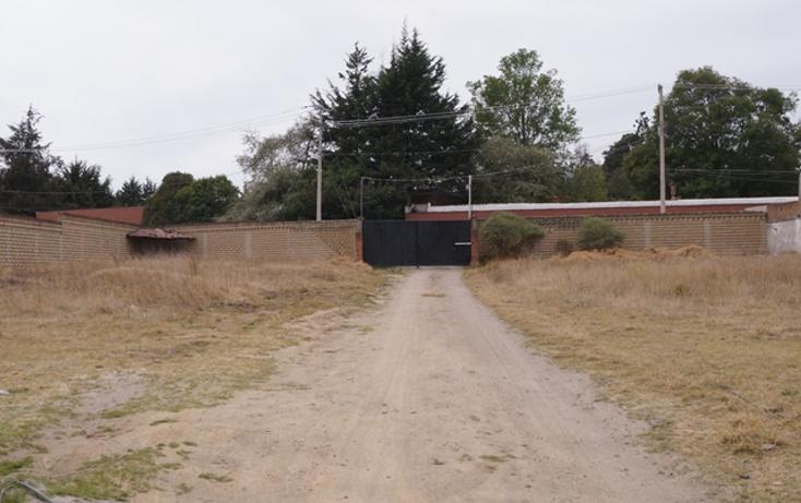 Foto de terreno habitacional en venta en  , cacalomac?n, toluca, m?xico, 1097577 No. 01