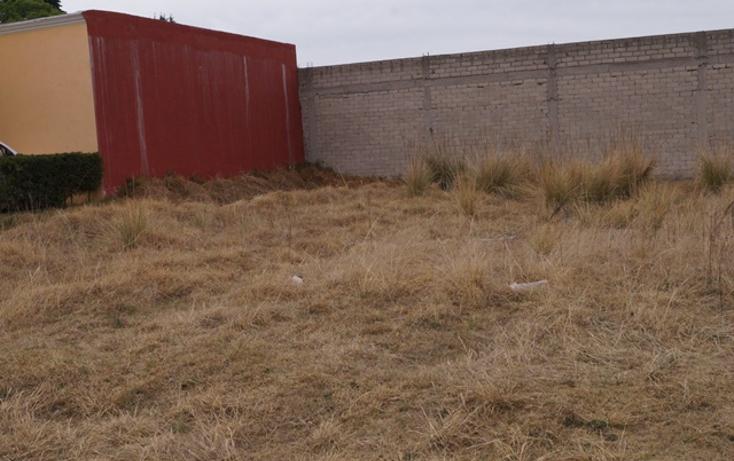 Foto de terreno habitacional en venta en  , cacalomac?n, toluca, m?xico, 1097577 No. 03