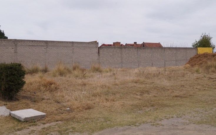 Foto de terreno habitacional en venta en  , cacalomac?n, toluca, m?xico, 1097577 No. 04