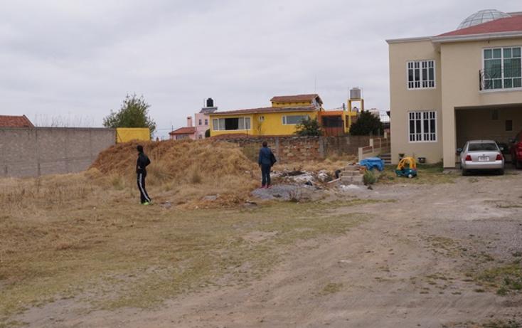 Foto de terreno habitacional en venta en  , cacalomac?n, toluca, m?xico, 1097577 No. 05