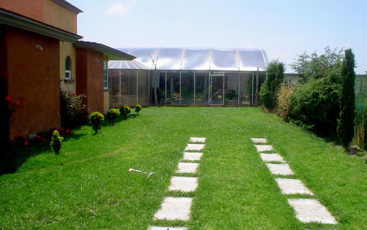 Foto de casa en venta en  , cacalomac?n, toluca, m?xico, 1120513 No. 12