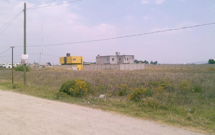 Foto de terreno habitacional en venta en  , cacalomacán, toluca, méxico, 1131361 No. 01