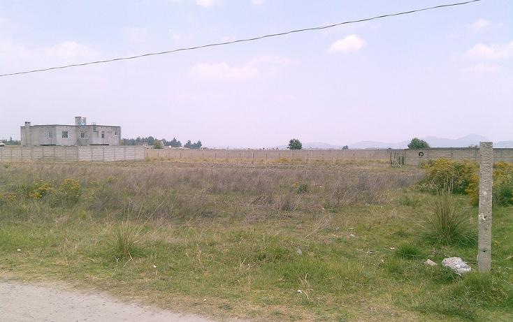 Foto de terreno habitacional en venta en  , cacalomacán, toluca, méxico, 1131361 No. 02