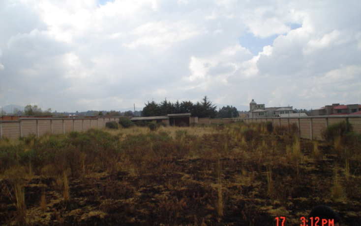Foto de terreno comercial en venta en  , cacalomacán, toluca, méxico, 1163753 No. 03