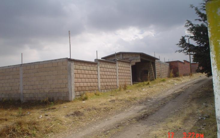 Foto de terreno comercial en venta en  , cacalomacán, toluca, méxico, 1163753 No. 07