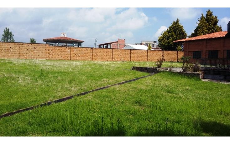 Foto de casa en venta en  , cacalomacán, toluca, méxico, 1169013 No. 14