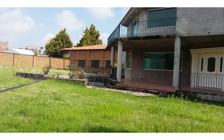 Foto de casa en venta en  , cacalomacán, toluca, méxico, 1169013 No. 16