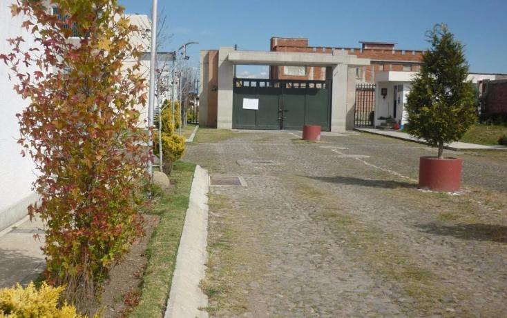 Foto de casa en renta en  , cacalomacán, toluca, méxico, 1275543 No. 30
