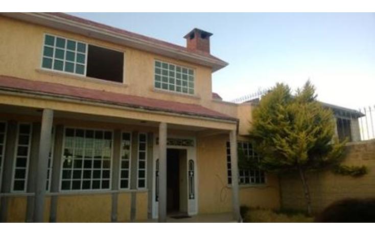 Foto de casa en venta en  , cacalomac?n, toluca, m?xico, 1280981 No. 01