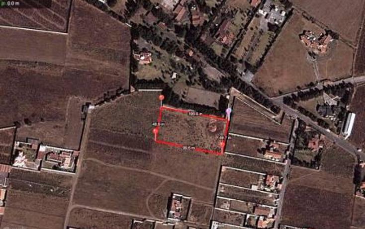 Foto de terreno habitacional en venta en  , cacalomac?n, toluca, m?xico, 1294409 No. 04