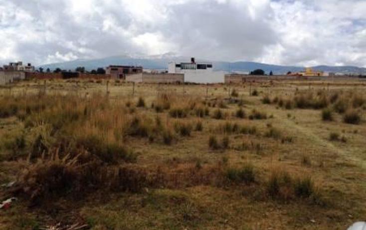 Foto de terreno habitacional en venta en  , cacalomac?n, toluca, m?xico, 1294409 No. 05