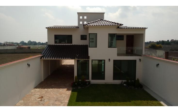 Foto de rancho en venta en  , cacalomacán, toluca, méxico, 1372901 No. 09