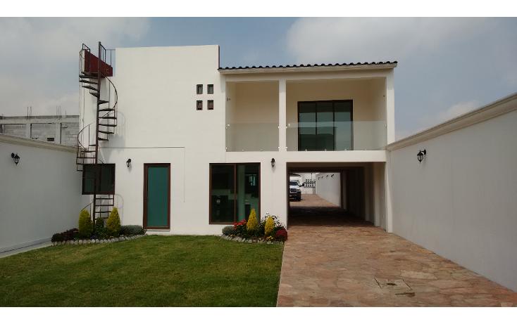 Foto de rancho en venta en  , cacalomacán, toluca, méxico, 1372901 No. 16