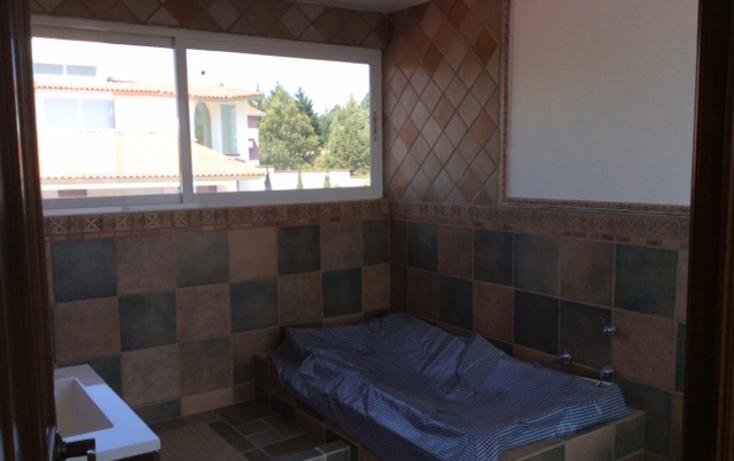 Foto de casa en renta en  , cacalomacán, toluca, méxico, 1480787 No. 14