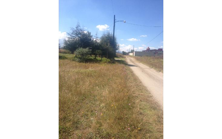 Foto de terreno habitacional en venta en  , cacalomac?n, toluca, m?xico, 1482579 No. 06