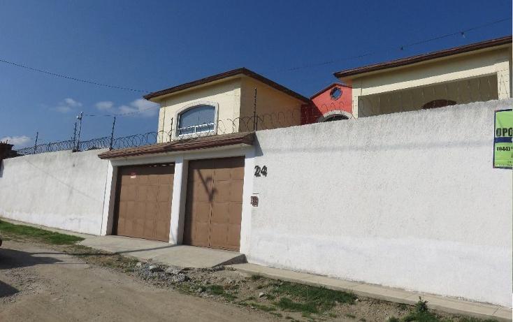Foto de casa en venta en  , cacalomacán, toluca, méxico, 1492127 No. 01