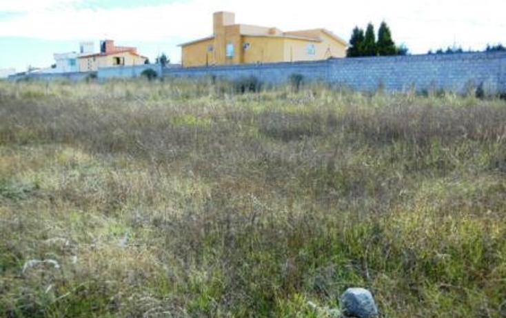 Foto de terreno habitacional en venta en  , cacalomacán, toluca, méxico, 1501559 No. 03