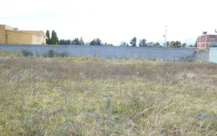 Foto de terreno habitacional en venta en  , cacalomacán, toluca, méxico, 1501559 No. 08