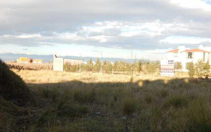 Foto de terreno habitacional en venta en  , cacalomacán, toluca, méxico, 1546117 No. 03