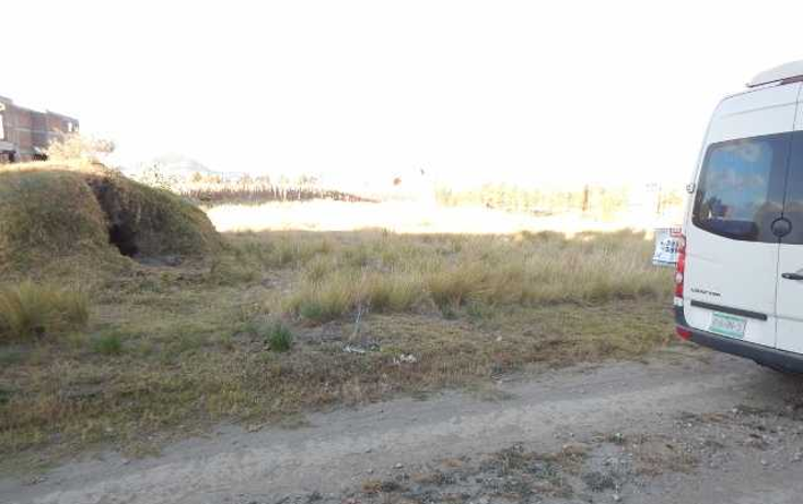 Foto de terreno habitacional en venta en  , cacalomacán, toluca, méxico, 1546117 No. 07