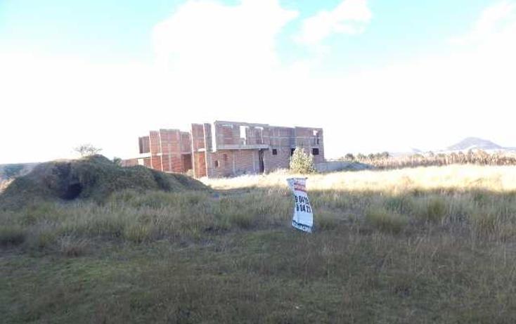 Foto de terreno habitacional en venta en  , cacalomacán, toluca, méxico, 1546117 No. 08