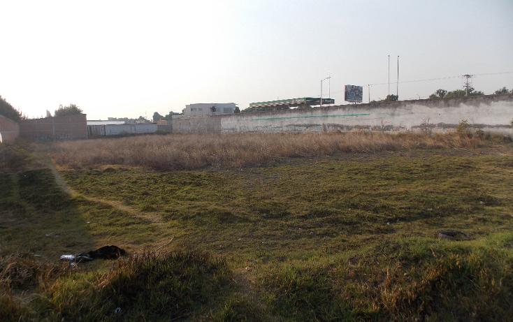 Foto de terreno comercial en venta en  , cacalomacán, toluca, méxico, 1813422 No. 01