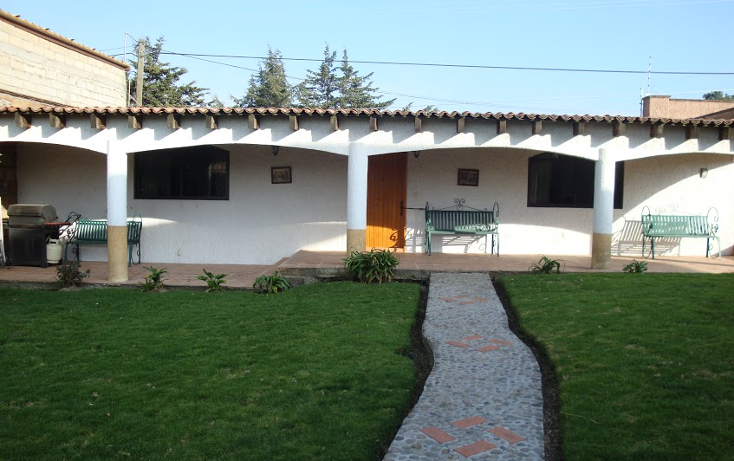 Foto de casa en venta en  , cacalomac?n, toluca, m?xico, 2001948 No. 25