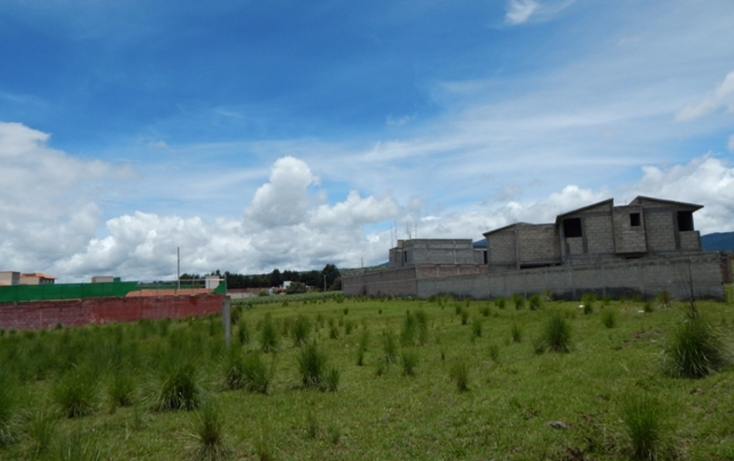 Foto de terreno habitacional en venta en  , cacalomacán, toluca, méxico, 2036556 No. 02