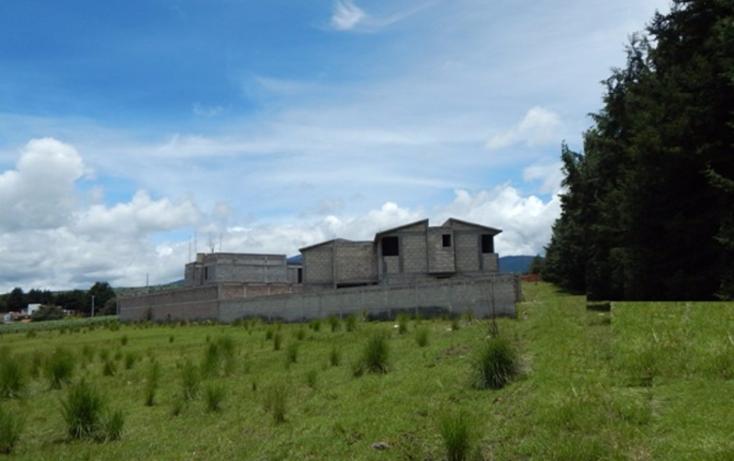 Foto de terreno habitacional en venta en  , cacalomacán, toluca, méxico, 2036556 No. 05