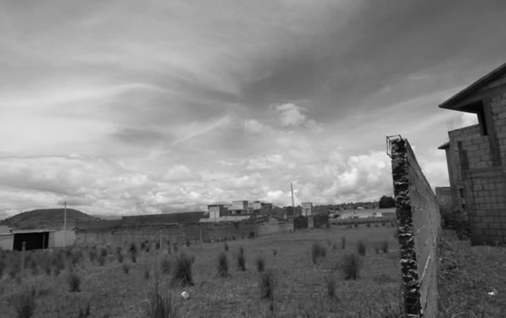 Foto de terreno habitacional en venta en  , cacalomacán, toluca, méxico, 2036556 No. 08