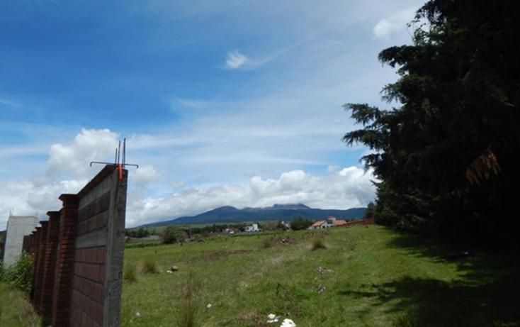 Foto de terreno habitacional en venta en  , cacalomacán, toluca, méxico, 2036556 No. 09