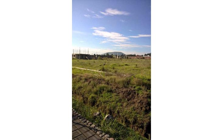 Foto de terreno habitacional en venta en  , cacalomacán, toluca, méxico, 2039426 No. 03