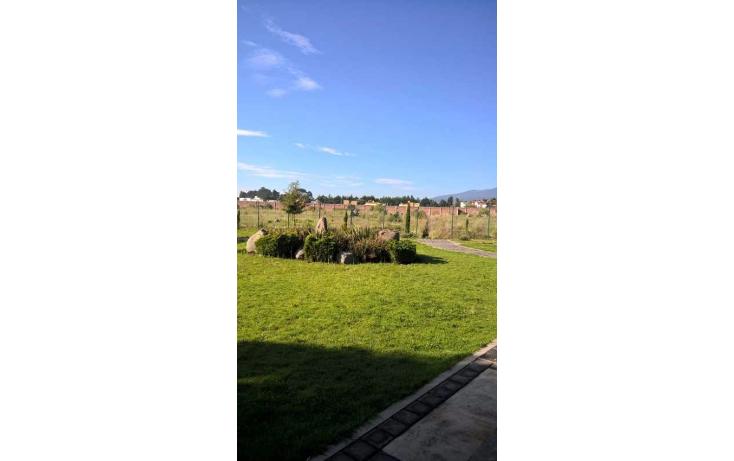 Foto de terreno habitacional en venta en  , cacalomacán, toluca, méxico, 2039426 No. 04