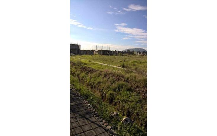 Foto de terreno habitacional en venta en  , cacalomacán, toluca, méxico, 2039426 No. 10