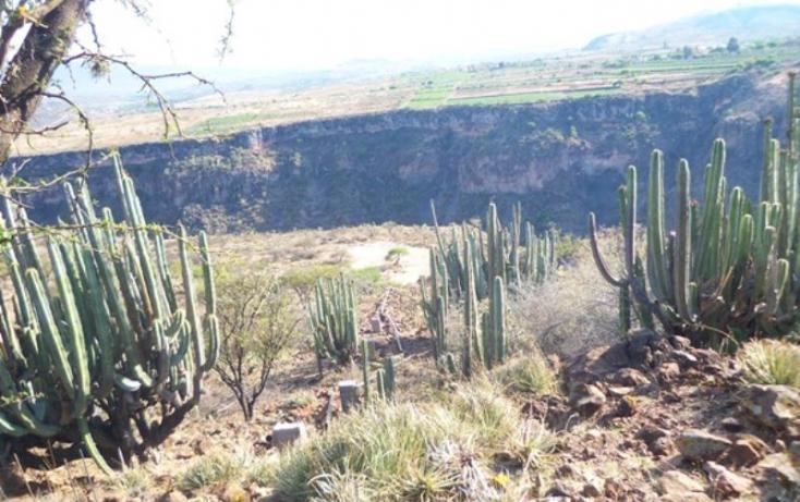 Foto de terreno comercial en venta en cadereya, qro, cerrito colorado, cadereyta de montes, querétaro, 813717 no 12