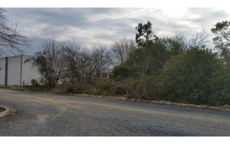 Foto de terreno habitacional en venta en  , cadereyta, cadereyta jiménez, nuevo león, 1709116 No. 02