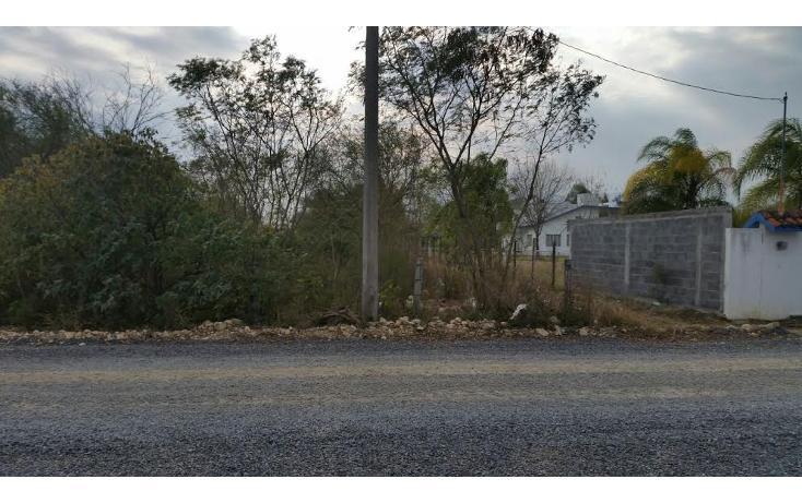 Foto de terreno habitacional en venta en  , cadereyta, cadereyta jiménez, nuevo león, 1709116 No. 04