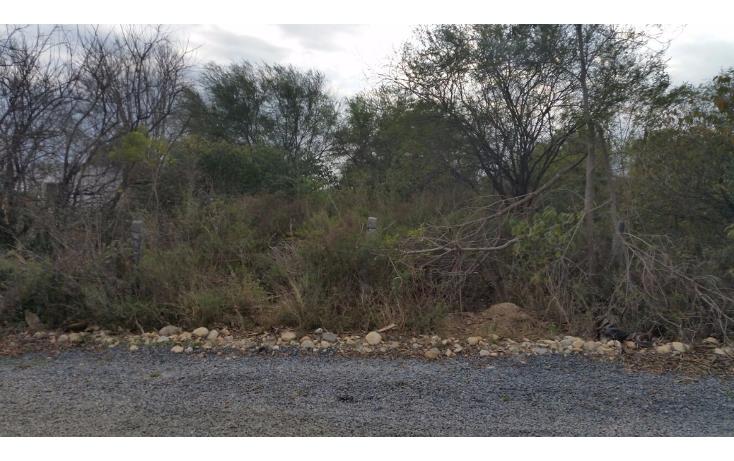 Foto de terreno habitacional en venta en  , cadereyta jimenez centro, cadereyta jiménez, nuevo león, 1088593 No. 02