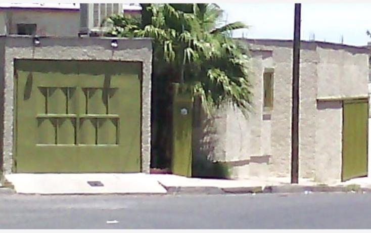 Foto de casa en venta en  ., cafetales, chihuahua, chihuahua, 1532220 No. 01