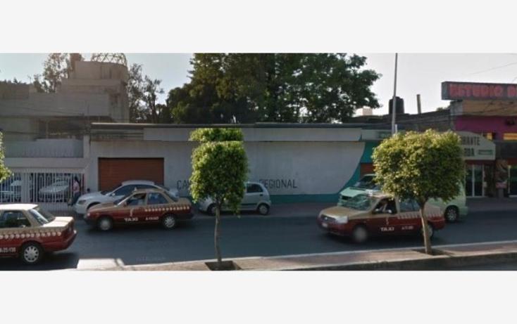 Foto de terreno comercial en venta en cafetales/excelente terreno con construcción en venta 00, magisterial coapa, tlalpan, distrito federal, 1783976 No. 01