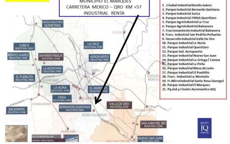 Foto de nave industrial en renta en calamanda 3  carr meico qro km 57, calamanda, el marqués, querétaro, 754149 no 05
