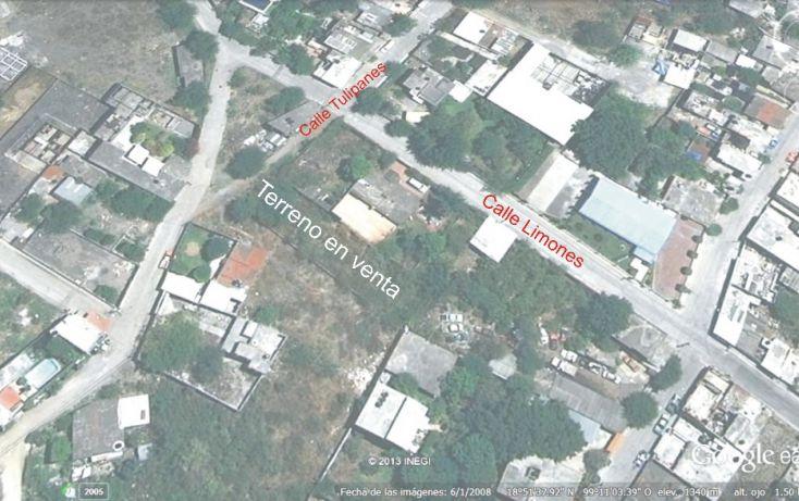 Foto de terreno habitacional en venta en, calera chica, jiutepec, morelos, 1612968 no 03
