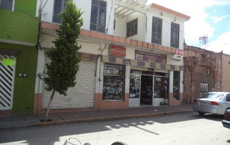 Foto de casa en venta en  , calera de victor rosales centro, calera, zacatecas, 1067951 No. 01