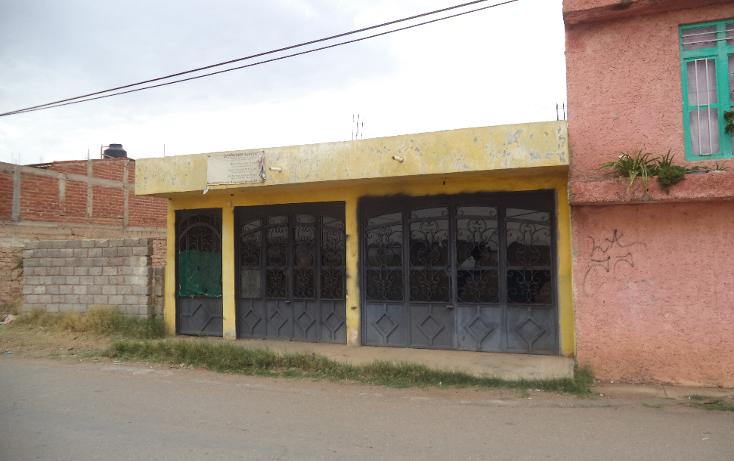 Foto de edificio en venta en  , calera de victor rosales centro, calera, zacatecas, 1115431 No. 01