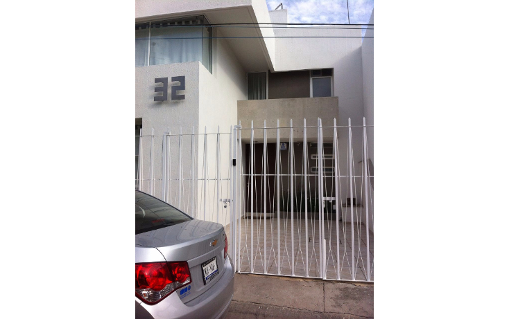 Foto de casa en venta en  , calesa, querétaro, querétaro, 1164721 No. 01