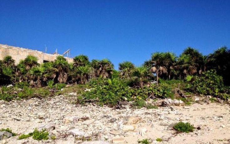 Foto de terreno habitacional en venta en, caleta chac malal, solidaridad, quintana roo, 1466363 no 02