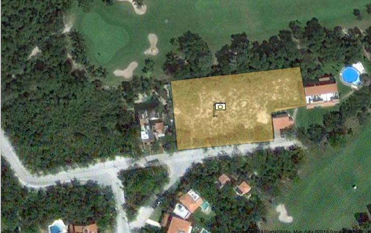 Foto de terreno habitacional en venta en caleta yalku , puerto aventuras, solidaridad, quintana roo, 586659 No. 02