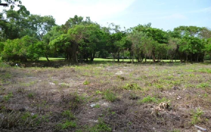 Foto de terreno habitacional en venta en caleta yalku , puerto aventuras, solidaridad, quintana roo, 586659 No. 04