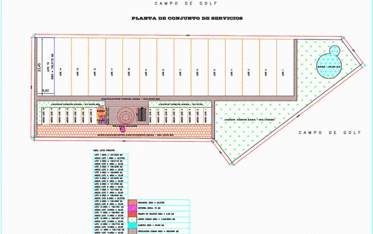 Foto de terreno habitacional en venta en caleta yalku , puerto aventuras, solidaridad, quintana roo, 586659 No. 14
